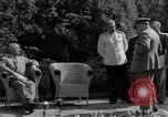 Image of Potsdam Conference Potsdam Germany, 1945, second 9 stock footage video 65675072455