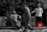 Image of Potsdam Conference Potsdam Germany, 1945, second 17 stock footage video 65675072455