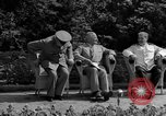 Image of Potsdam Conference Potsdam Germany, 1945, second 36 stock footage video 65675072455