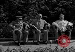 Image of Potsdam Conference Potsdam Germany, 1945, second 38 stock footage video 65675072455