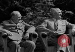 Image of Potsdam Conference Potsdam Germany, 1945, second 44 stock footage video 65675072455