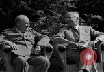 Image of Potsdam Conference Potsdam Germany, 1945, second 52 stock footage video 65675072455