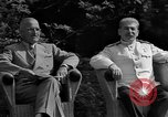 Image of Potsdam Conference Potsdam Germany, 1945, second 55 stock footage video 65675072455