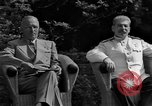 Image of Potsdam Conference Potsdam Germany, 1945, second 56 stock footage video 65675072455