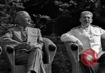 Image of Potsdam Conference Potsdam Germany, 1945, second 59 stock footage video 65675072455