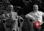 Image of Potsdam Conference Potsdam Germany, 1945, second 60 stock footage video 65675072455