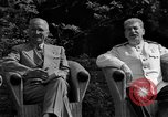 Image of Potsdam Conference Potsdam Germany, 1945, second 61 stock footage video 65675072455