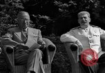 Image of Potsdam Conference Potsdam Germany, 1945, second 62 stock footage video 65675072455