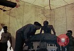 Image of Final arming of first nuclear bomb for Trinity nuclear test Alamogordo New Mexico USA, 1945, second 2 stock footage video 65675072462