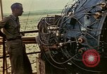 Image of Trinity atomic bomb Gadget wired for detonation Alamogordo New Mexico USA, 1945, second 3 stock footage video 65675072464