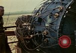 Image of Trinity atomic bomb Gadget wired for detonation Alamogordo New Mexico USA, 1945, second 5 stock footage video 65675072464
