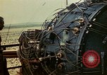 Image of Trinity atomic bomb Gadget wired for detonation Alamogordo New Mexico USA, 1945, second 6 stock footage video 65675072464