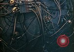 Image of Trinity atomic bomb Gadget wired for detonation Alamogordo New Mexico USA, 1945, second 34 stock footage video 65675072464