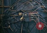 Image of Trinity atomic bomb Gadget wired for detonation Alamogordo New Mexico USA, 1945, second 45 stock footage video 65675072464