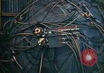 Image of Trinity atomic bomb Gadget wired for detonation Alamogordo New Mexico USA, 1945, second 46 stock footage video 65675072464