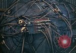 Image of Trinity atomic bomb Gadget wired for detonation Alamogordo New Mexico USA, 1945, second 48 stock footage video 65675072464