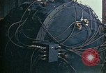 Image of Trinity atomic bomb Gadget wired for detonation Alamogordo New Mexico USA, 1945, second 49 stock footage video 65675072464