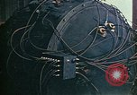 Image of Trinity atomic bomb Gadget wired for detonation Alamogordo New Mexico USA, 1945, second 50 stock footage video 65675072464