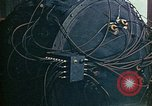 Image of Trinity atomic bomb Gadget wired for detonation Alamogordo New Mexico USA, 1945, second 51 stock footage video 65675072464