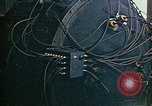 Image of Trinity atomic bomb Gadget wired for detonation Alamogordo New Mexico USA, 1945, second 52 stock footage video 65675072464