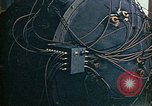 Image of Trinity atomic bomb Gadget wired for detonation Alamogordo New Mexico USA, 1945, second 53 stock footage video 65675072464