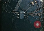 Image of Trinity atomic bomb Gadget wired for detonation Alamogordo New Mexico USA, 1945, second 55 stock footage video 65675072464