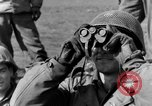 Image of American gun crew firing 105mm howitzer Germany, 1945, second 22 stock footage video 65675072467