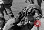 Image of American gun crew firing 105mm howitzer Germany, 1945, second 23 stock footage video 65675072467