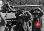 Image of M36 Tank Destroyers Lubbecke Germany, 1945, second 10 stock footage video 65675072468