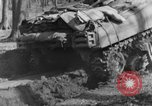 Image of M36 Tank Destroyers Lubbecke Germany, 1945, second 40 stock footage video 65675072468