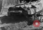 Image of M36 Tank Destroyers Lubbecke Germany, 1945, second 41 stock footage video 65675072468