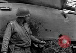 Image of M36 Tank Destroyers Lubbecke Germany, 1945, second 58 stock footage video 65675072468