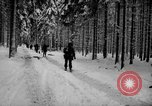 Image of United States infantry advance Saint Vith Belgium, 1945, second 43 stock footage video 65675072473