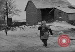 Image of United States infantry advance Saint Vith Belgium, 1945, second 11 stock footage video 65675072474