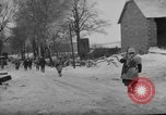 Image of United States infantry advance Saint Vith Belgium, 1945, second 13 stock footage video 65675072474