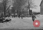 Image of United States infantry advance Saint Vith Belgium, 1945, second 16 stock footage video 65675072474