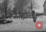 Image of United States infantry advance Saint Vith Belgium, 1945, second 17 stock footage video 65675072474