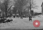 Image of United States infantry advance Saint Vith Belgium, 1945, second 18 stock footage video 65675072474