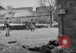 Image of United States infantry advance Saint Vith Belgium, 1945, second 21 stock footage video 65675072474
