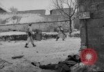 Image of United States infantry advance Saint Vith Belgium, 1945, second 22 stock footage video 65675072474