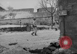 Image of United States infantry advance Saint Vith Belgium, 1945, second 23 stock footage video 65675072474
