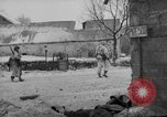 Image of United States infantry advance Saint Vith Belgium, 1945, second 24 stock footage video 65675072474