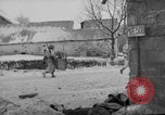 Image of United States infantry advance Saint Vith Belgium, 1945, second 25 stock footage video 65675072474