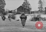 Image of United States infantry advance Saint Vith Belgium, 1945, second 27 stock footage video 65675072474