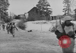 Image of United States infantry advance Saint Vith Belgium, 1945, second 30 stock footage video 65675072474