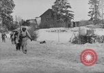 Image of United States infantry advance Saint Vith Belgium, 1945, second 33 stock footage video 65675072474