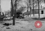 Image of United States infantry advance Saint Vith Belgium, 1945, second 34 stock footage video 65675072474