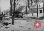 Image of United States infantry advance Saint Vith Belgium, 1945, second 39 stock footage video 65675072474