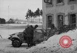 Image of United States infantry advance Saint Vith Belgium, 1945, second 48 stock footage video 65675072474
