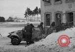 Image of United States infantry advance Saint Vith Belgium, 1945, second 49 stock footage video 65675072474